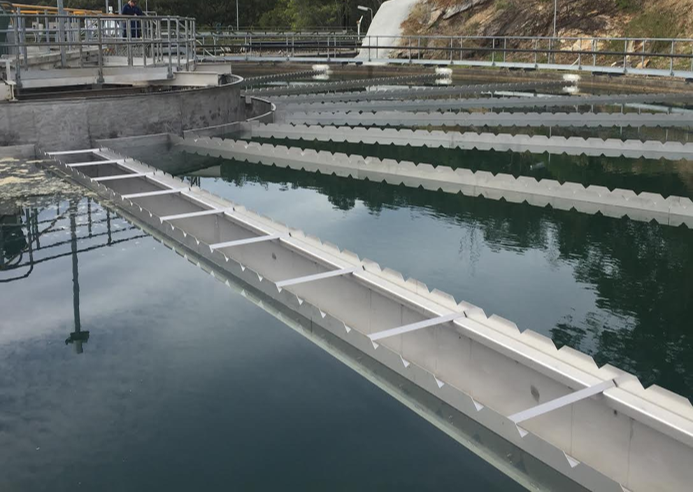Mudgeeraba Clarifier Upgrade