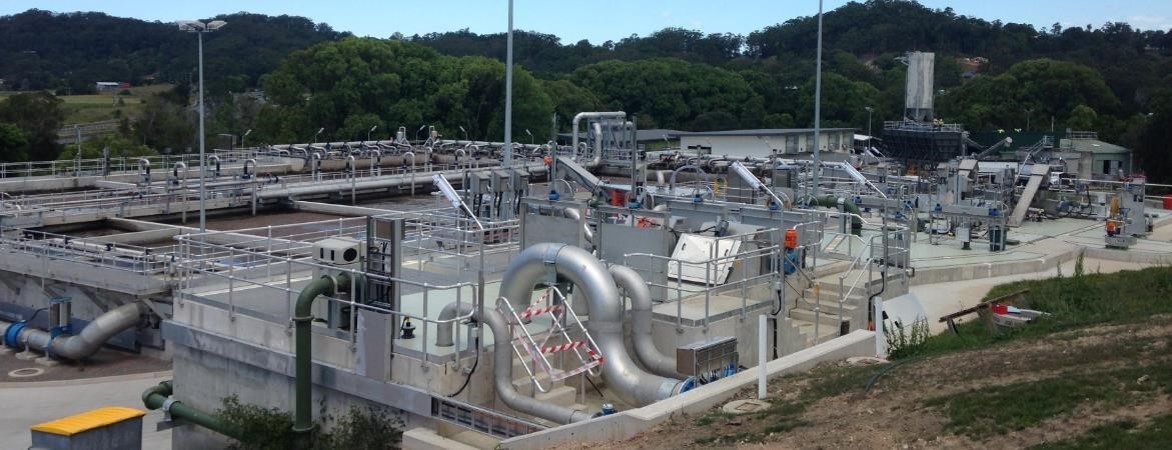 Nambour MBR Plant Major Upgrade