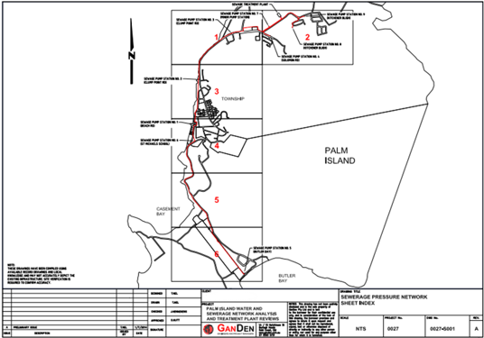 Palm Island Sewer Network Review and Hydraulic Modelling