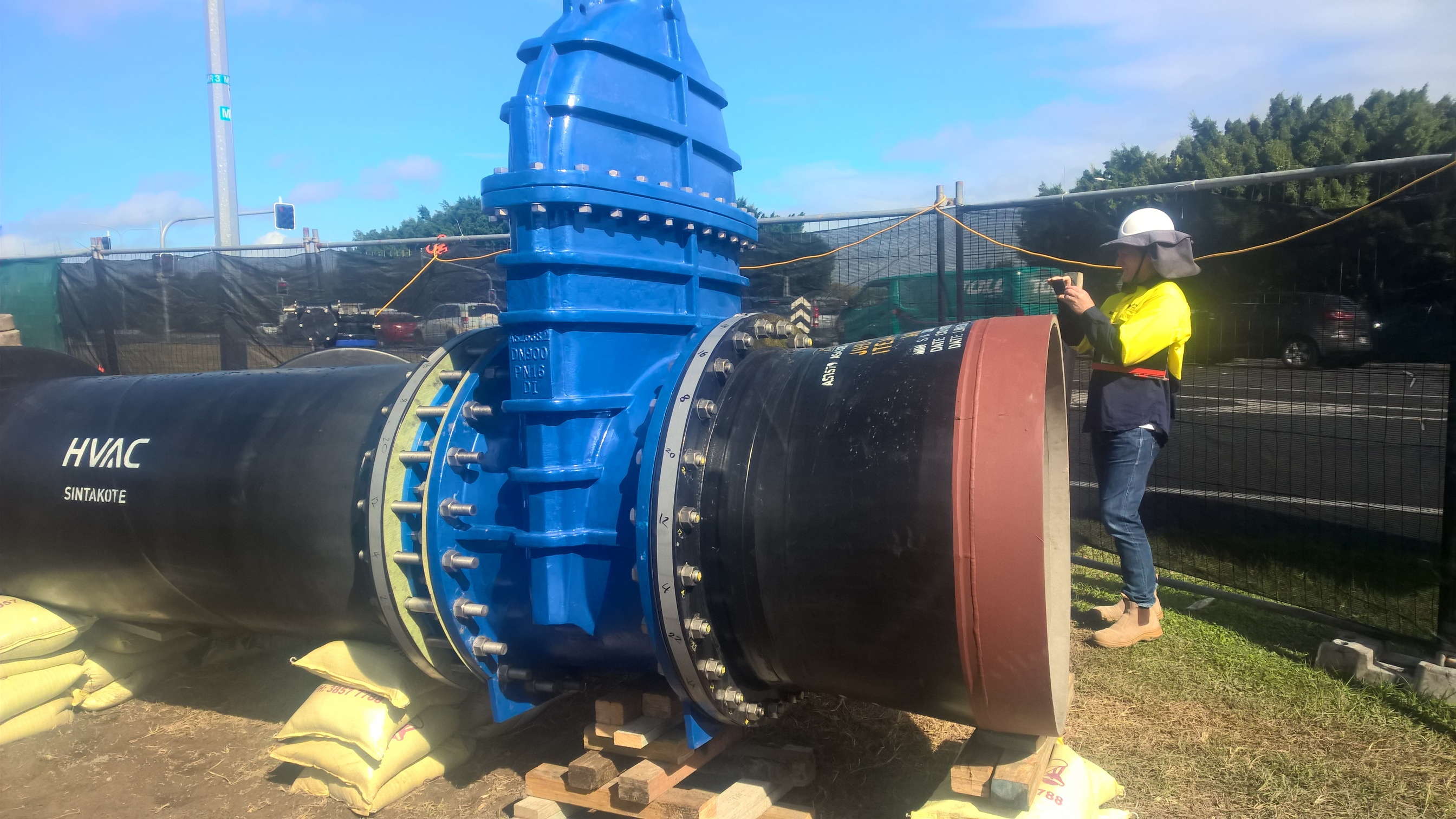 Gold Coast Water Recycled Water Mains Replacement