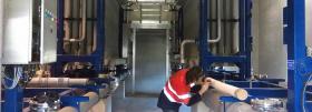 Pimpama WRF Membrane Maintenance