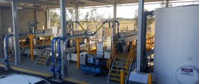 Luggage Point Dewatering Major Upgrade
