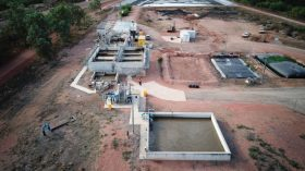 Awonga Point MBR Major Nutrient Removal Upgrade