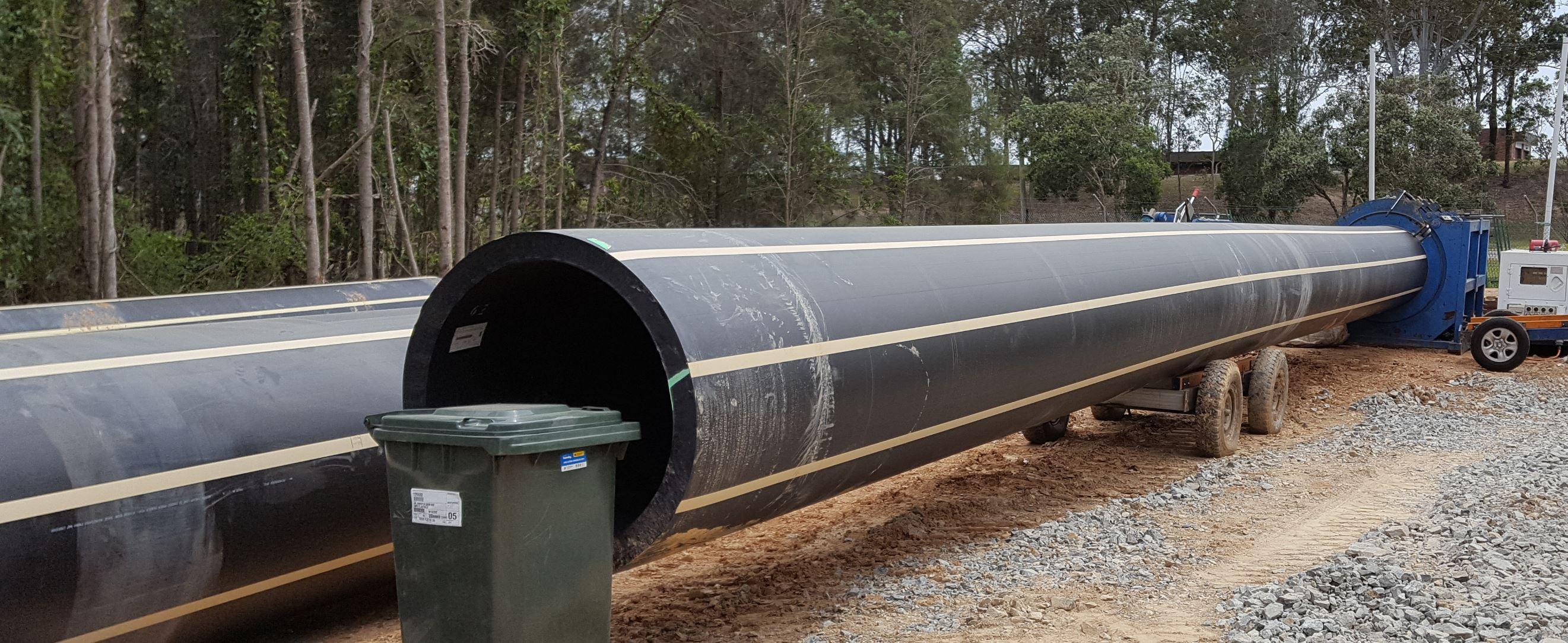 Gold Coast Sewer Rising Mains RPEQ