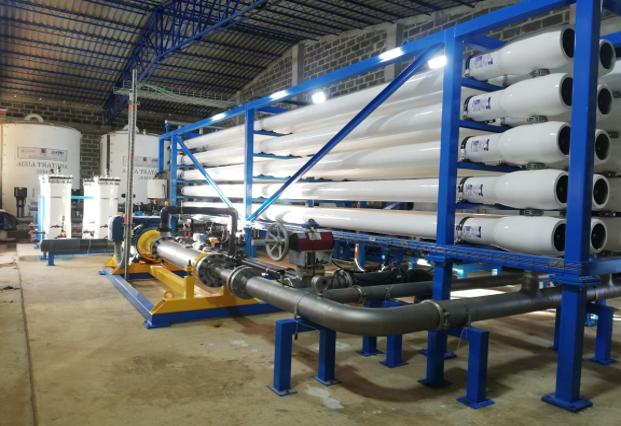 San Andrés Desalination Plant (Colombia)