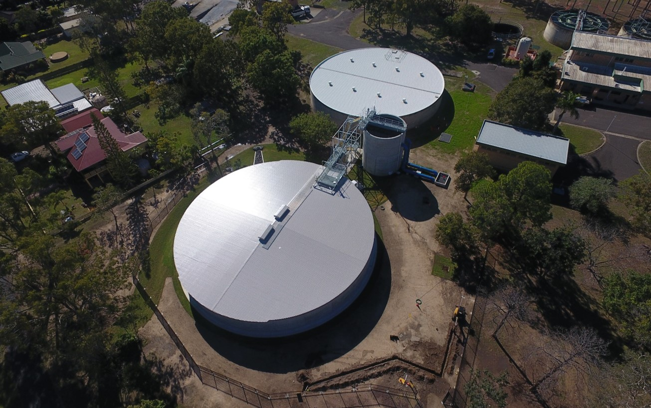 Branyan Water Treatment Plant Upgrade