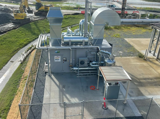 Coombabah Cogeneration Facility